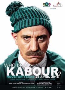 Who is Kabour ? by ACHRAF Events